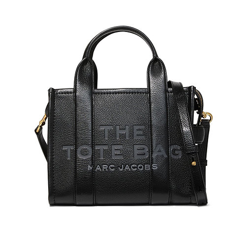 MARC JACOBS. The Leather Mini Tote Bag