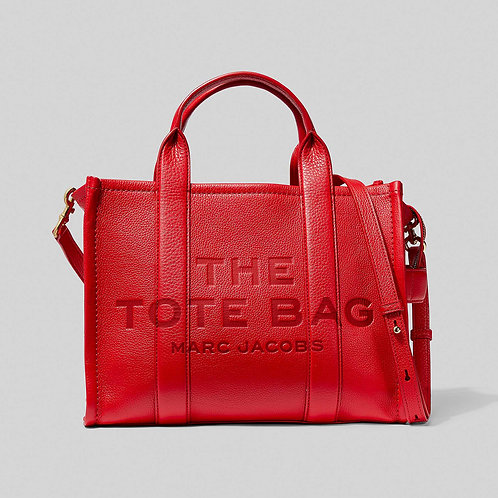MARC JACOBS. The Leather Small Tote Bag