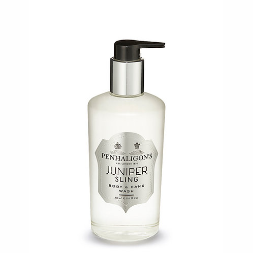 PENHALIGON'S. Juniper Sling Bouquet Body & Hand Wash 300 ml.