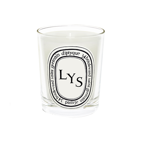 DIPTYQUE. Lys / Lily Candle 190 gr.