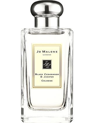 JO MALONE LONDON. Black Cedarwood & Juniper Cologne. 100 ml.