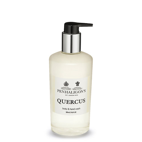 PENHALIGON'S. Quercus Bouquet Body & Hand Wash 300 ml.