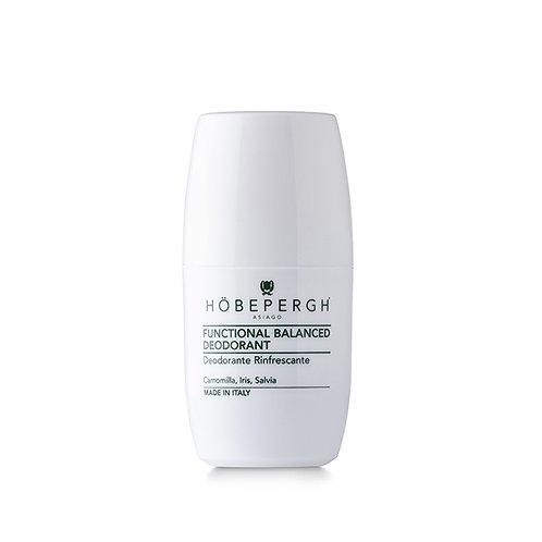 HÖBEPERGH. Functional Balanced Deodorant Sage, Chamomile and Iris