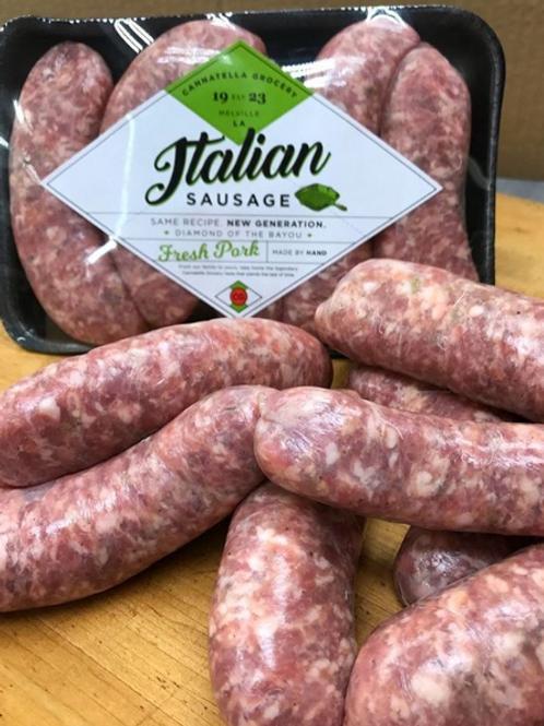 Our Legendary Italian Sausage (price per pound)