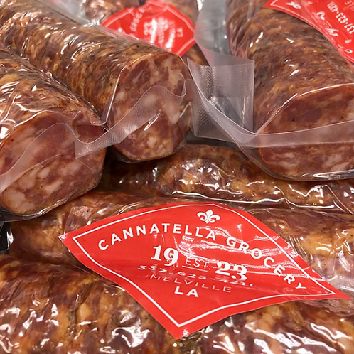 Our Own Homemade Andouille (price per pound)