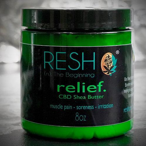 Relief CBD Shea