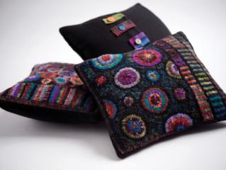 Avenue article: Resurgence in Edmonton's textile arts