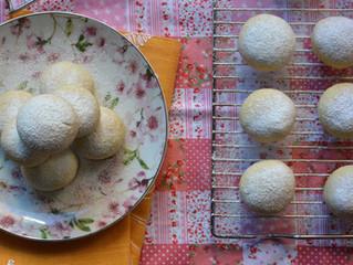 Biscoitinhos de nozes e tâmaras (mamul)!