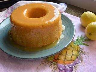 Bolo de limão!