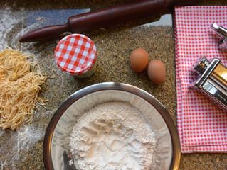 Manual de pasta fresca (massa caseira)!