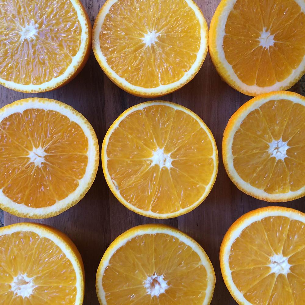 laranjas
