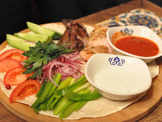 Restaurante: Chaihona (Чайхона № 1)