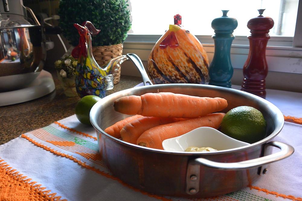 frango na mostarda com cenoura 1.JPG