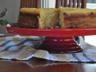 Choclotorta (torta salgada de milho!)