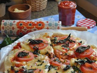 Pizza (massa caseira)!