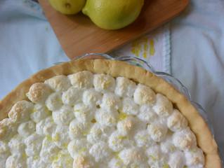 Torta de limão!