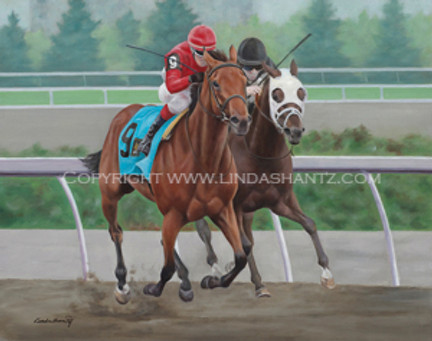 """Inglorious, 2011 Queen's Plate"""