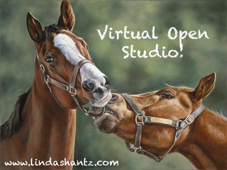 Virtual Open Studio!