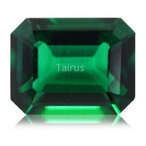 Emerald Regular Color Octagon 50pcs