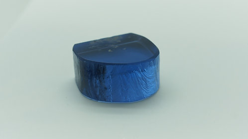 Pulled Blue Spinel, Length 30 mm, Weight 157.35 cts