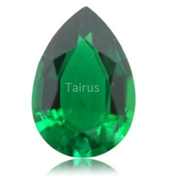 Created Emerald Regular Color Pear