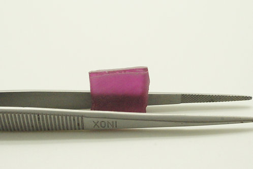 HydrothermalRed Beryl, Length 14mm, Weight 12.36 cts
