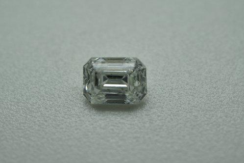 Lab grown Diamond Octagon 4.5 x 6.3mm 0.83cts