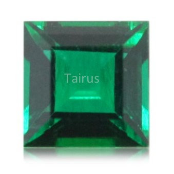 Created Emerald Regular Color Square