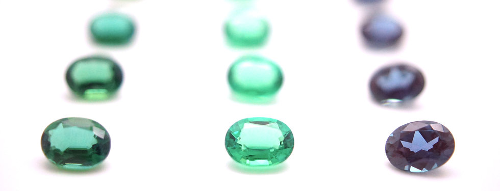 TAIRUS | Created Emeralds