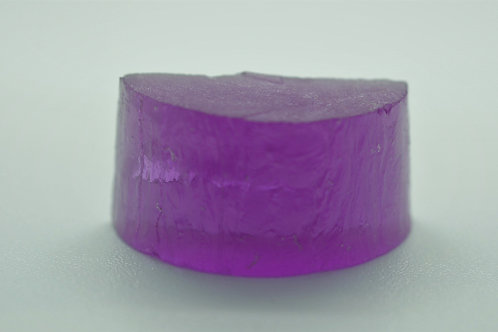 Pulled Lilac Spinel, Length 25 mm, Weight 49.98 cts