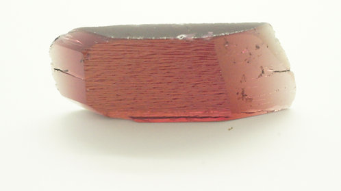 Hydrothermal Maroon color Beryl, Length 55 mm, Weight 66.94  cts
