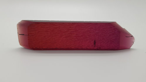 Hydrothermal Red Beryl, Thickness 5.5 mm, Length 103 mm, Weight 148.06 cts