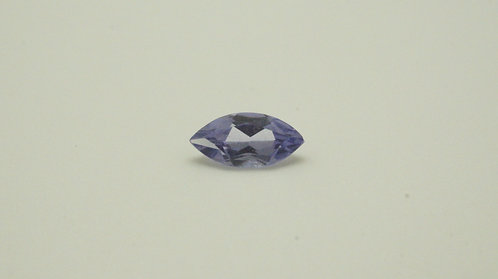Simulated Tanzanite, Marquise8X4 mm, 0.69 cts