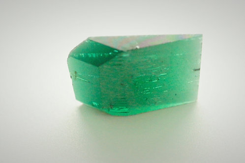 Hydrothermal Emerald 41.65 cts Thickness 6.0 mm