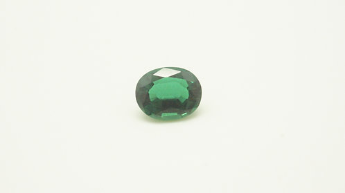 Hydrothermal Biron, Oval 10 x 8 mm, Weight 2.29cts. Stone eye-clean.
