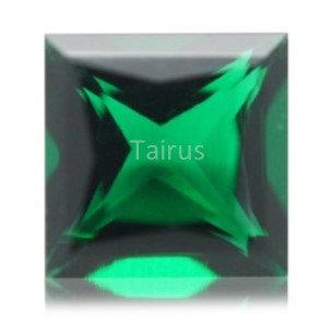 Created Emerald Regular Color Princess