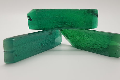 Hydrothermal Green Beryl, Promotional grade, Total weight 468.36 cts