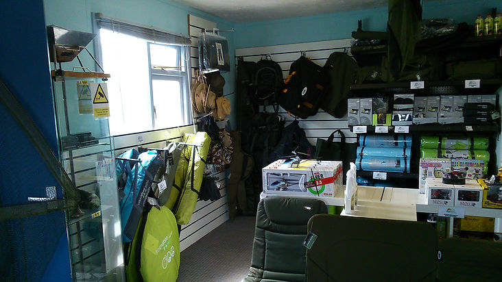 Camping Shop in Oxfordshire
