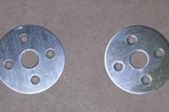 Hood Pin Plate