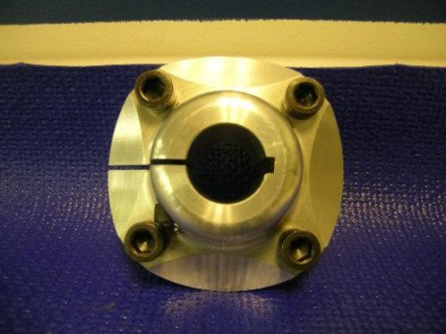 Z Rear Wheel Hub