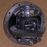 Welded Rear Differential Assembly