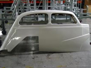 37 Chevy Sedan Body Right