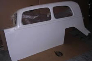 34 Ford Sedan Body Left