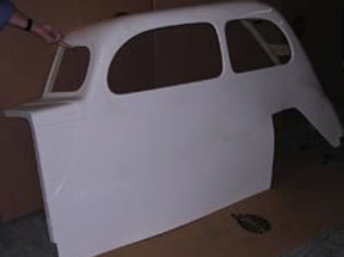 37 Ford Sedan Body Right