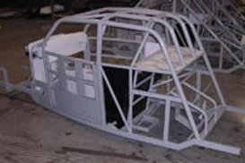 Sedan Chassis w/tin Specify Color
