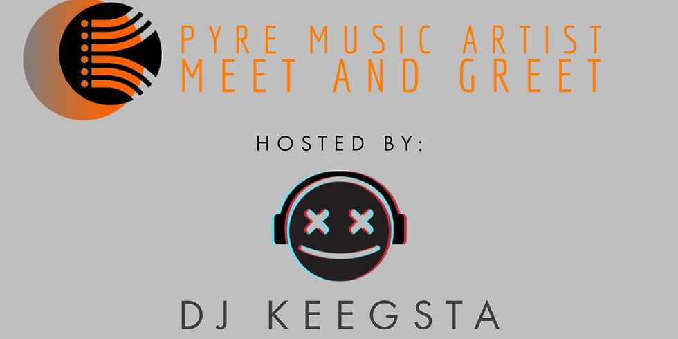 Artist Meet And Greet-November 2020