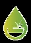 Gota de agua de MicroDrainage