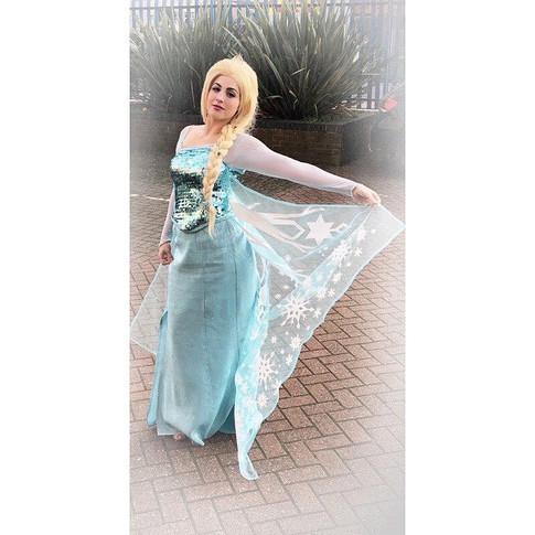 Elsa appearances