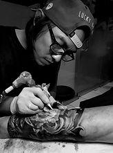 ricky tnt tattoo artist