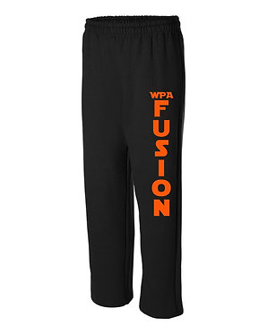 WPA FUSION | Gildan - Heavy Blend Open Bottom Sweatpants - 18400